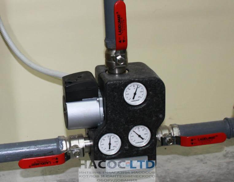 Laddomat 21-60 (Ладдомат 21-60) Контур подмеса для котлов мощностью до 60Кв - 3