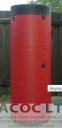Аккумулирующая ёмкость АБН-1В-200 змеевик для ГВС 20мм 0