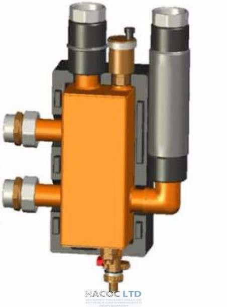 Гидравлический разделитель (гидрострелка) Meibes МНK 25