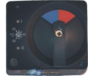 Сервопривод WOMIX MP-10 CR с автоматикой и датчиком температуры