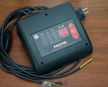 Блок управления котлом Polster C-31 аналог Tech ST-24