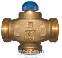 Трехходовой клапан Herz CALIS-TS-RD