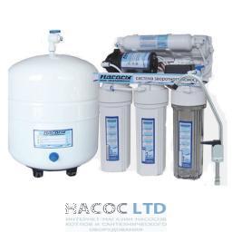 Насосы плюс оборудование CAC-ZO-6/M с минерализатором и без насоса