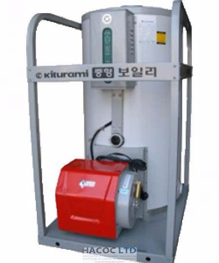 Газовый напольный котел Kiturami KS
