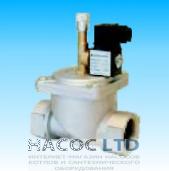 Отсекающий клапан на газ 230V/50HZ Watts EVG 100/NA 6 bar