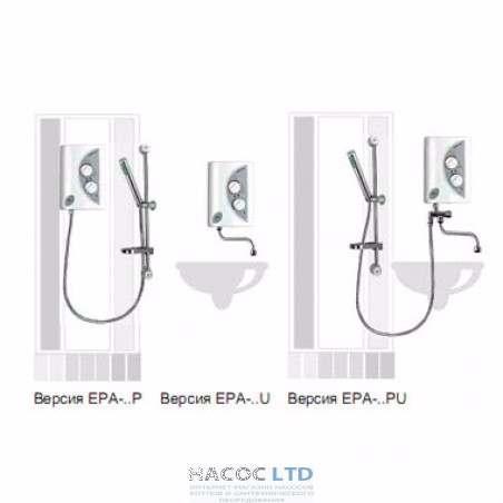 Проточный водонагреватель KOSPEL EPA.. Opus 8.6Cy 380B 2N~