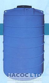 Бак пластиковый для питьевой воды NSV 3000