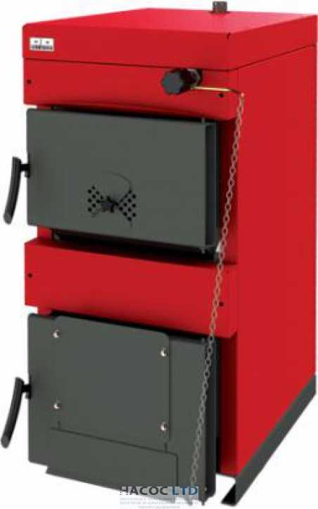 Твердотопливный котел BURNIT WBS 30 кВт