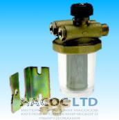 Двухканальный фильтр для жидкого топлива Watts RG NF