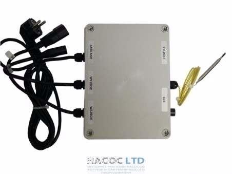 Блок ST-63 для подключения вентиляторов большой мощности