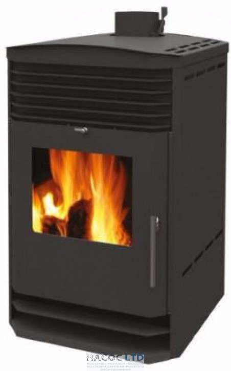 Камин на дровах и брикетах BURNIT COMFORT WM C 26 Kw