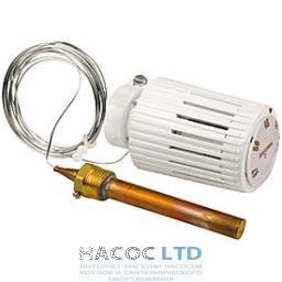 Термостатическая головка для систем нагрева пола с выносным датчиком GIACOMINI 2 MT