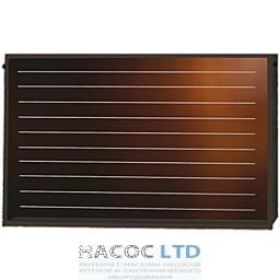 Плоские солнечные панели для горизонтального монтажа 2,5M2 GIACOMINI