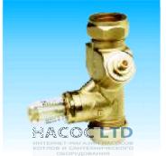 Балансировочный клапан WattFlow Watts SRV-IG (Ду 40, 15 - 120 литр/мин, нар. рез. 1 1/2