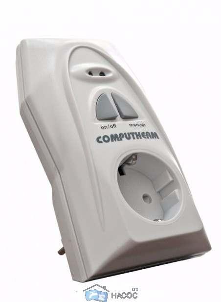 COMPUTHERM Q1 RX розетка управляемая радио термостатом