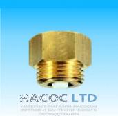 Запорный клапан для манометра Watts REM8/15 1/4 X1/2