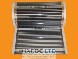 Пленочный теплый пол Теплоног -500/360 (400Вт/м2) для саун