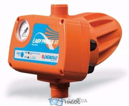 Pedrollo EASY PRESS II Регулятор давления электронный с манометром