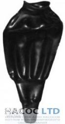 Мембрана (груша) для гидроаккумулятора Se.Fa 150-200л (италия)