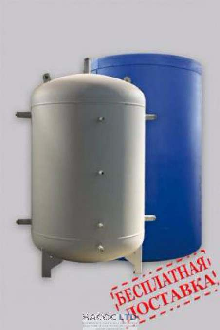 Аккумулирующая ёмкость TI-00-2000 (без теплоизоляции)