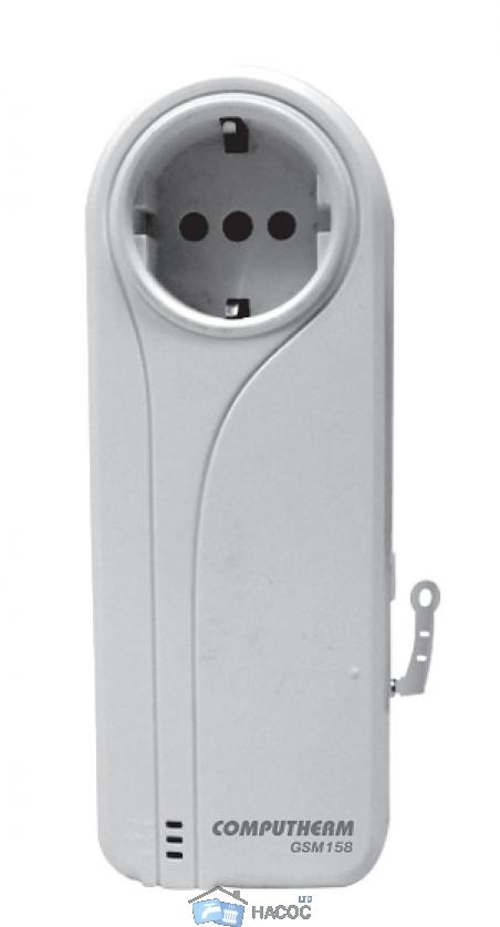 Computherm GSM158 Розетка с дистанционным телефонным управлением
