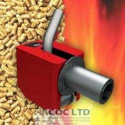 Пеллетная горелка BURNiT Pell 25 кВт