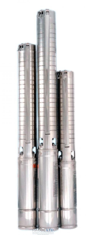 Насосы плюс оборудование 4SP213-0.55 + пульт