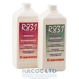 Жидкое средство с защитным и антикоррозионными свойствами для новой системы отопления GIACOMINI IMP.NUOVI
