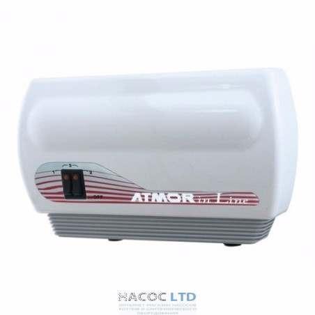 Проточный водонагреватель Atmor In line 5 kW (2+3)