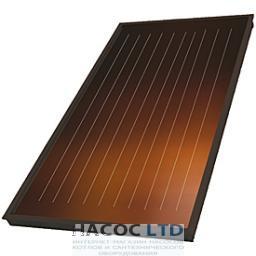 Плоские солнечные панели для вертикального монтажа 2,0M2 GIACOMINI