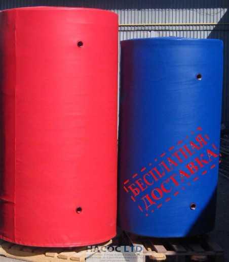 Аккумулирующая ёмкость TI-00-350 (с теплоизоляцией)