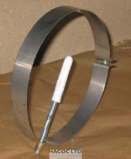 Скоба крепежная (сталь марки 304)
