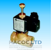 Электромагнитный клапан на газ Watts EVGO 15/NC 1/2