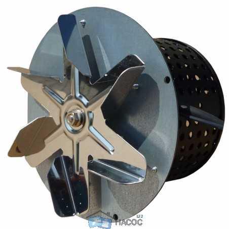 Вентилятор вытяжной дымосос R2E 150 AN 91-05 для пиролизных котлов до 35 кВт