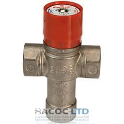 Термостатический смесительный клапан для сантехнических систем GIACOMINI 3/4
