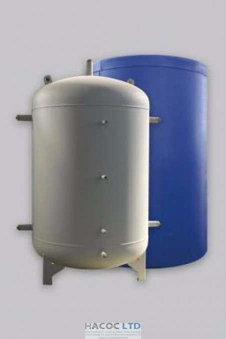 Аккумулирующая ёмкость ТІB-01-1500 (c теплоизоляцией) + бойлер 160л + один змеевик