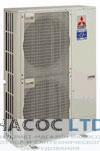 НАРУЖНЫЙ БЛОК MITSUBISHI ELECTRIC СЕРИИ POWER INVERTER PUHZ-RP140YKA с внешним теплообменником