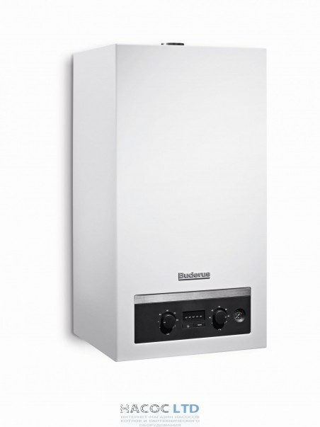 Котел газовый Buderus Logamax U044 K 24 кВт atmo