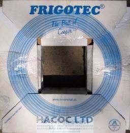 Медная труба для кондиционеров Frigotec 9(3/8)х0,81 мм
