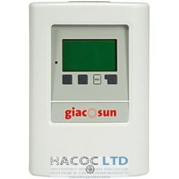 Электронный регулятор для контроля разницы температур в солнечной системе GiacoSUN 6