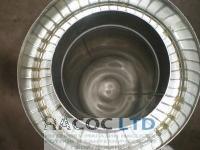 Труба с термоизоляцией из нержавеющей стали (сталь марки 430)
