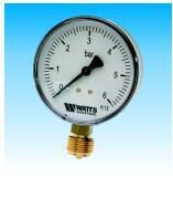 Манометр радиальный Watts MDR100/16 1/2