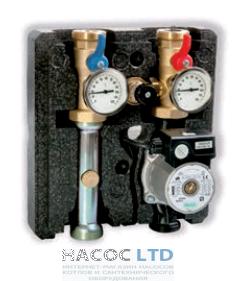 Насосный модуль Watts PAS Grundfos UPE 25-60