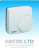 Электронный комнатный термостат Watts WFHT-BASIC+ с переключателем комфортной/ночной температур 230 В