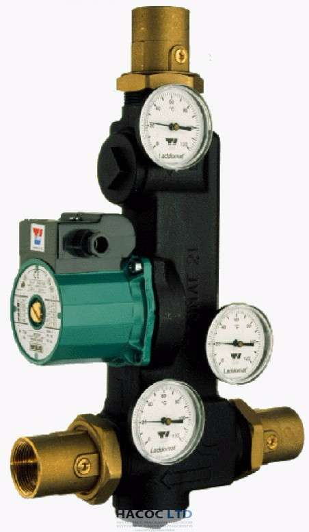 Laddomat 21 (Ладдомат 21) Контур подмеса для котлов мощностью до 80Кв
