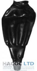 Мембрана (груша) для гидроаккумулятора Se.Fa 200-300л (италия)