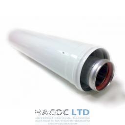 Коаксиальный удлинитель (60/100) L 0,5м.