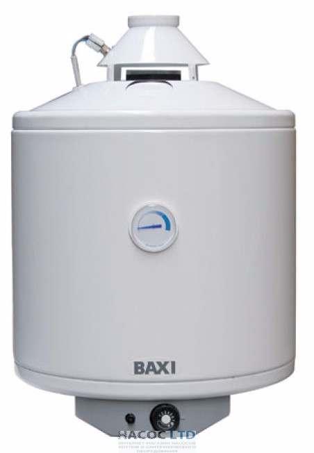 Водонагреватель газовый BAXI SAG2 50