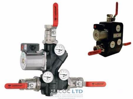 Laddomat 21-100 (Ладдомат 21-100) Контур подмеса для котлов мощностью до 120Кв