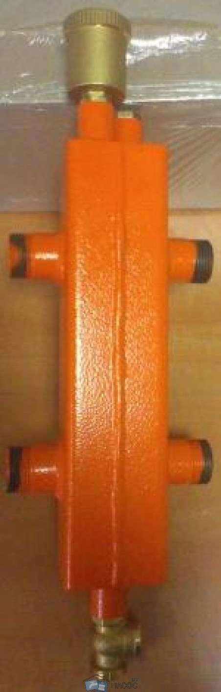Гидрострелка ОГС-Р-3-Н нержавейка